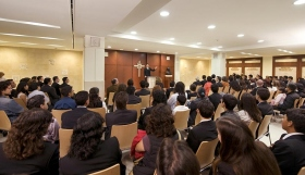 新しいメキシコのサイエントロジー・オーガニゼーションのチャペルは、日曜サービス、結婚式、命名式などの集会に利用されます。